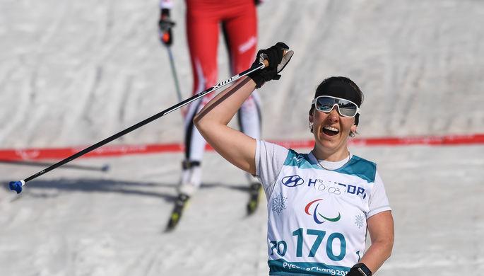 Жители России завоевали 4 медали впятый день состязаний наПаралимпиаде