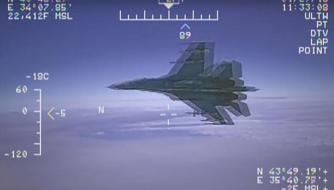 Минобороны рекомендовало Пентагону закончить полёты уграниц РФ