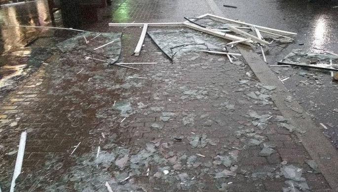 Очевидец раскрыл детали смерти девушки вовремя урагана в столице