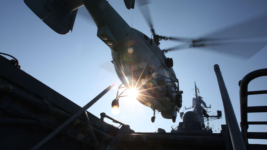 СМИ проинформировали оготовящейся закладке первых русских вертолетоносцев