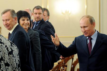 Владимир Путин провел встречу с руководителями российских СМИ
