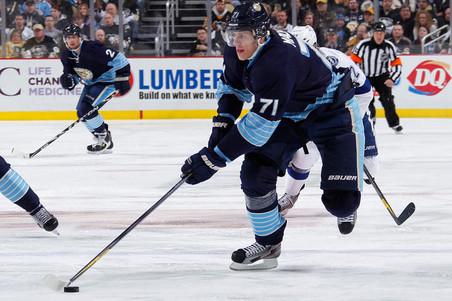 Евгений Малкин продолжает доминировать в НХЛ