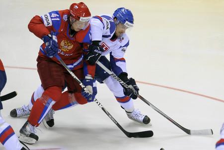 В пятницу и субботу сборная России в Ярославле примет словаков