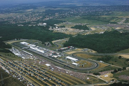 Хунгароринг, Гран-При Венгрии