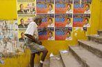 Представители некогда воевавшего против официальных властей Шри-Ланки движения «Тигры...