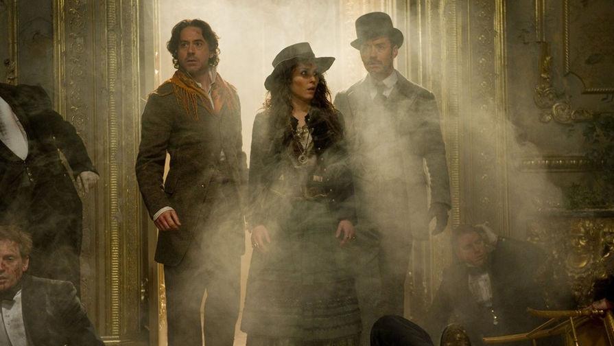 Netflix снимет сериал оШерлоке Холмсе