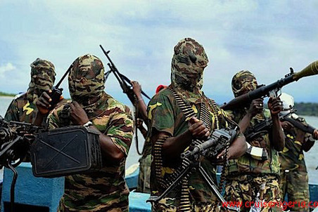 Арестован официальный представитель террористической организации «Боко харам»