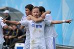 Московское «Динамо» обыграло в гостях самарские «Крылья Советов» и вышло на четвертое место