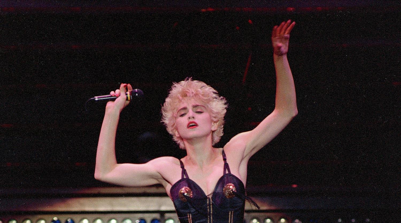Мадонна вспомнила о половых домогательствах Харви Вайнштейна