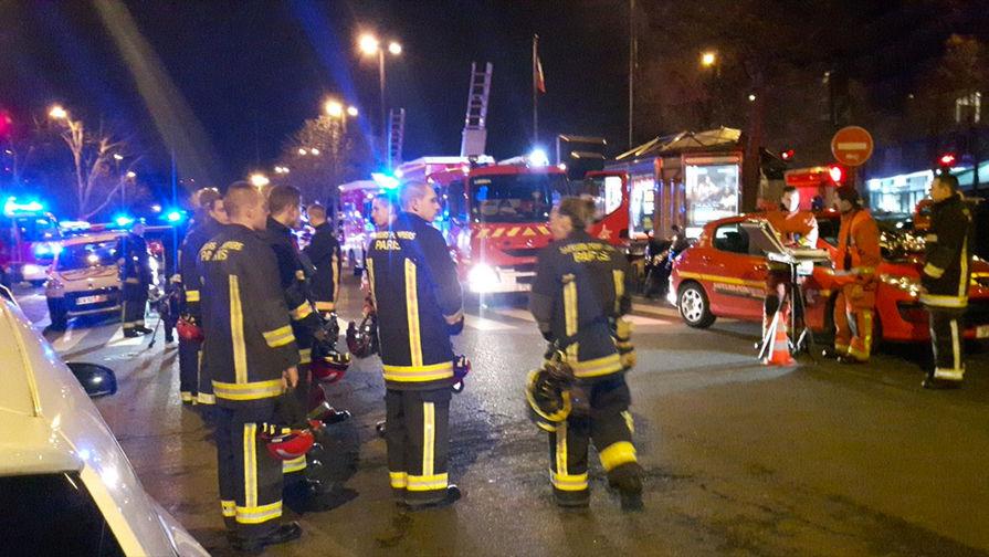 Смертоносный пожар вжилом доме встолице франции. Поджигательницей оказалась неуравновешенная жительница