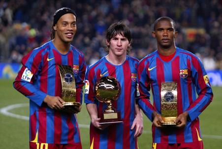 Роналдиньо будет послом «Барселоны»