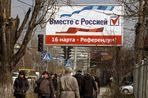 Корреспондент «Газеты» об обстановке в Крыму за два дня до референдума