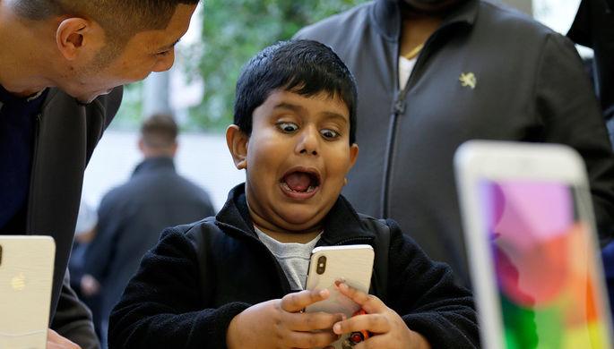 Юзеры iPhone обнаружили символ, который выводит телефон изстроя