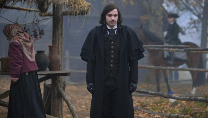 Фильм «Гоголь. Начало» стал лидером русского проката