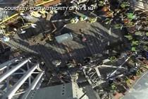 Портовое управление Нью-Йорка и Нью-Джерси опубликовало видео, демонстрирующее вид на город с высоты...