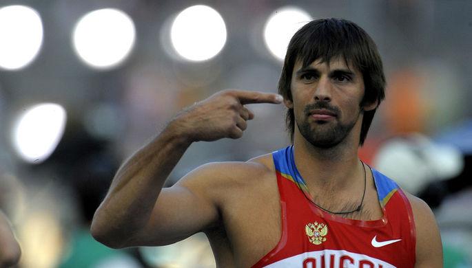 Погорелов лишен бронзовой медали ЧМ-2009 вдесятиборье задопинг