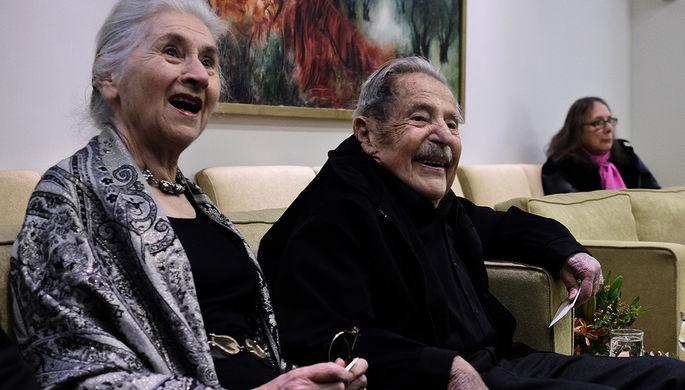 Скончался известный израильский поэт Хаим Гури