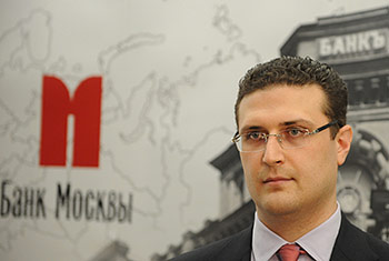 Акционер Банка Москвы Виталий Юсуфов готов продать свою долю Банку Москвы