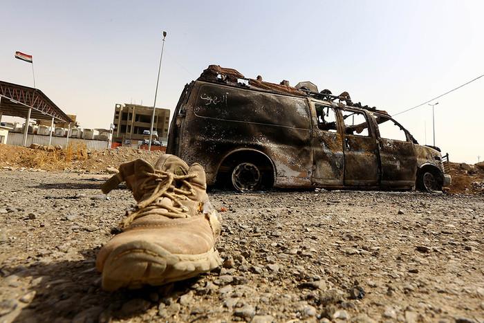 ВИраке террористы расстреляли 8 полицейских