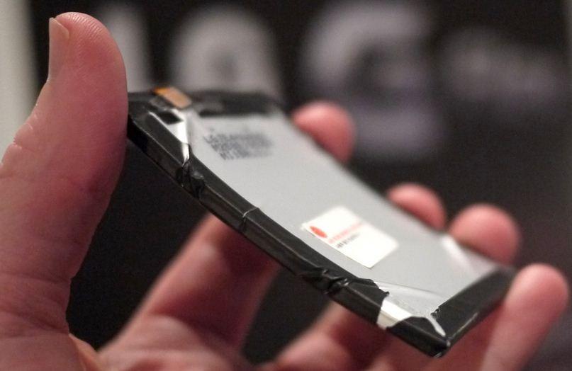 Технология гибкой батареи
