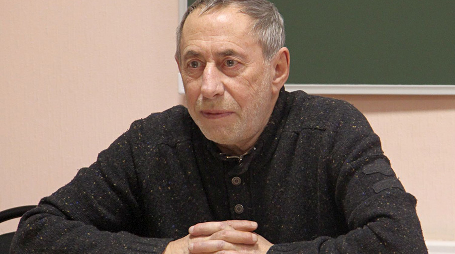 Заведующий кафедрой местного самоуправления НИУ ВШЭ Симон Кордонский