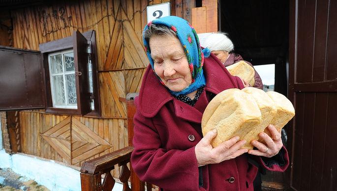 Граждан России предупредили оскором росте цен нахлеб