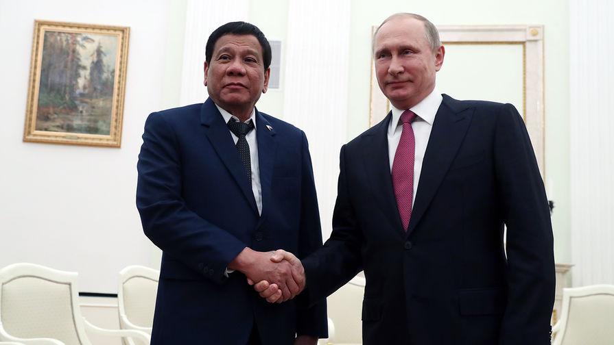 Военное положение введено наюге Филиппин из-за приверженцев ИГ
