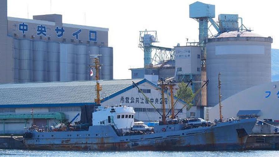 «Норт» было построено в 1983 году на судостроительном заводе имени Кирова в Хабаровске. Принадлежит...