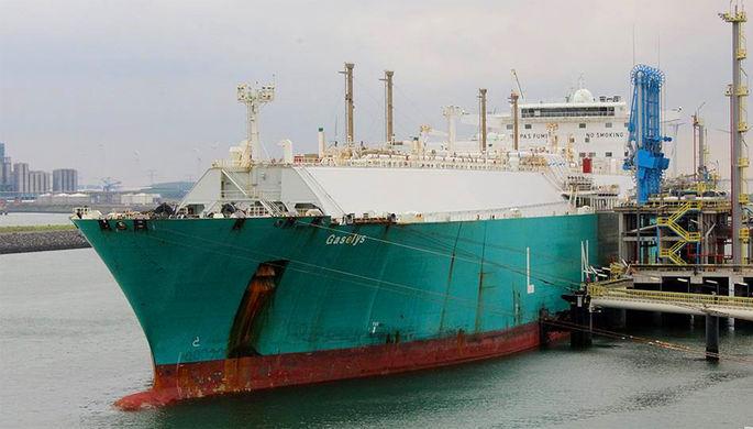 СМИ проинформировали оботправке 2-го танкера с русским газом вСША
