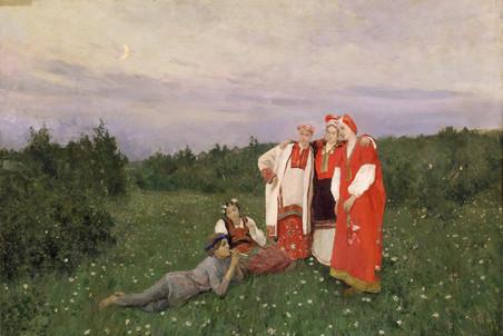 В Третьяковской галерее на Крымском Валу открылась масштабная выставка к 150-летию художника Коровина