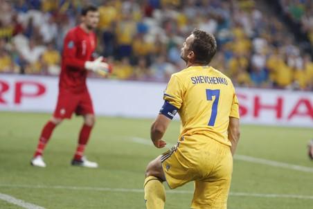 Андрею Шевченко на этот раз отличиться не удалось