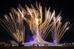 Прошла церемония открытия 22-й зимней Олимпиады в Сочи