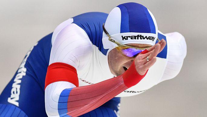 Конькобежка Голикова заняла 2-ое место начемпионате мира