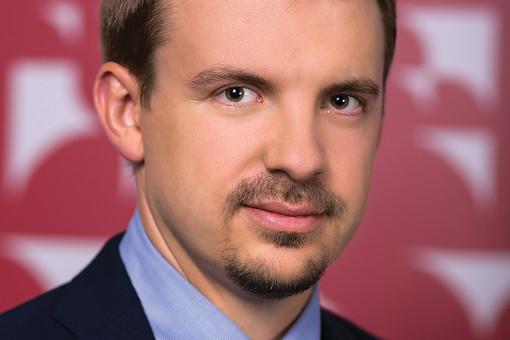 Заместитель президента Банка Москвы Владимир Верхошинский