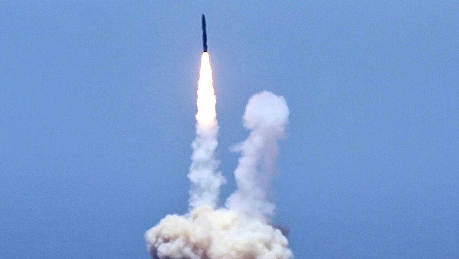 ВССША благополучно  протестировали перехватчик баллистических ракет