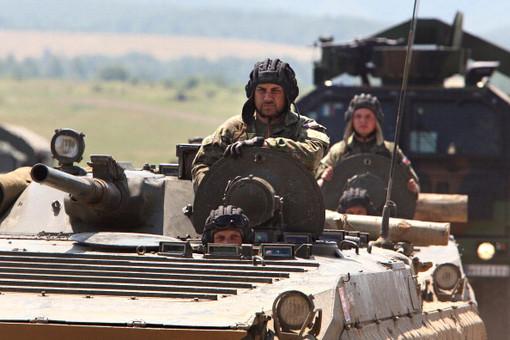 НАТО проводит масштабные учения на территории Польши и стран Балтии