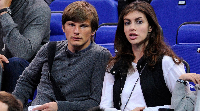 Аршавин фото с новой девушкой