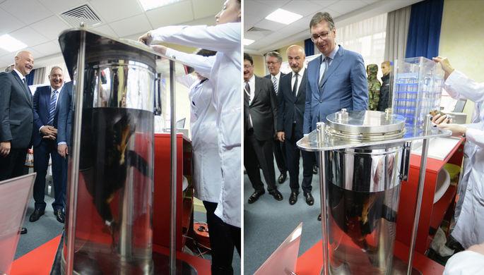 Рогозин заберет себе «утопленную» вовремя опыта таксу
