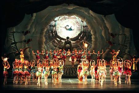 В Большом театре проходят гастроли балета театра «Ла Скала «