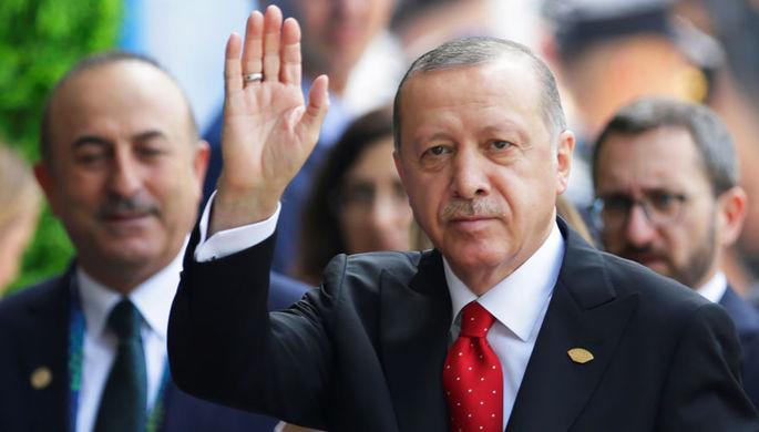 Эрдоган: Турция боится  свежей  волны беженцев изСирии