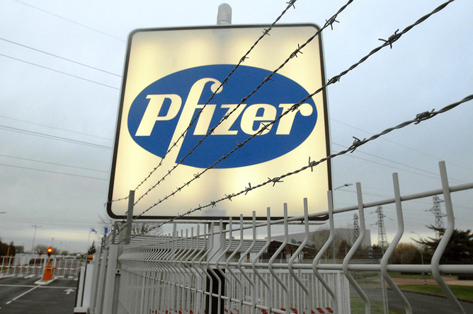 �������� Pfizer ��������� ������ �� ������� �� ���������� ��������