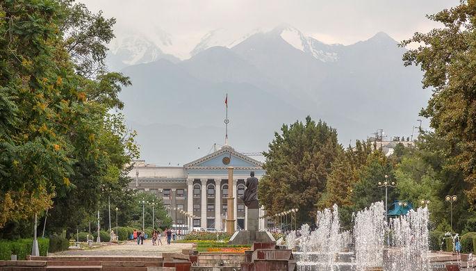 ВБишкеке из-за террористической угрозы отменен матч Кыргызстан-Мьянма