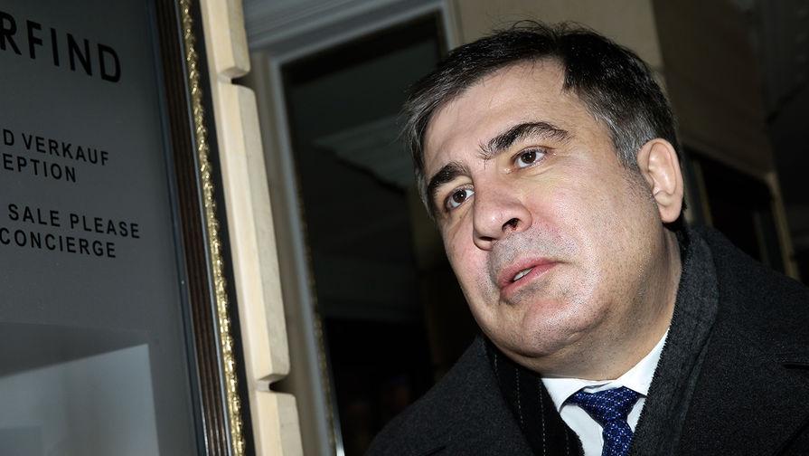 Губернатор Одесской области Михаил Саакашвили на Мюнхенской конференции по безопасности