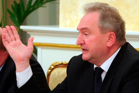 Губернатор Смоленской области Сергей Антуфьев, возможно, подал в отставку