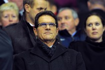 Fabio Capello appointed Russia's football team manager