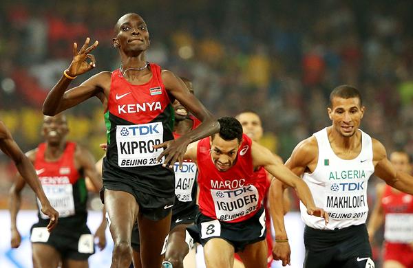Олимпийский чемпион изКении Кипроп сдал положительный тест надопинг