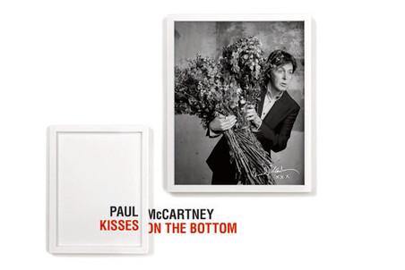 В сети появился новый альбом Пола Маккартни «Kisses On The Bottom»