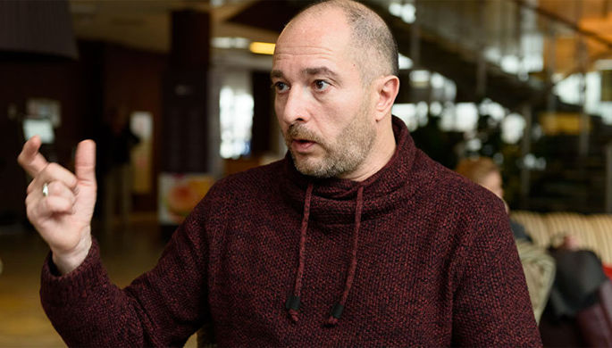 Русского писателя Дмитрий Миропольского непустили вМолдавию
