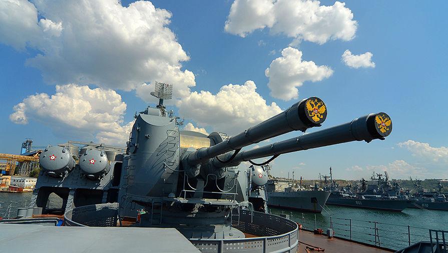 В государственной думе посмеялись над словами украинской столицы обуничтожении черноморского флота