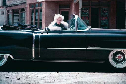 Мэрилин Монро – гроза кабриолетов